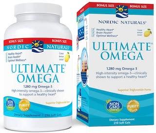 Nordic Naturals Ultimate Omega 3